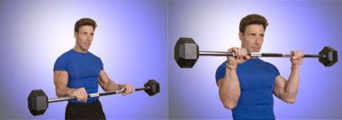 massive forearm exercises tips  build up hot