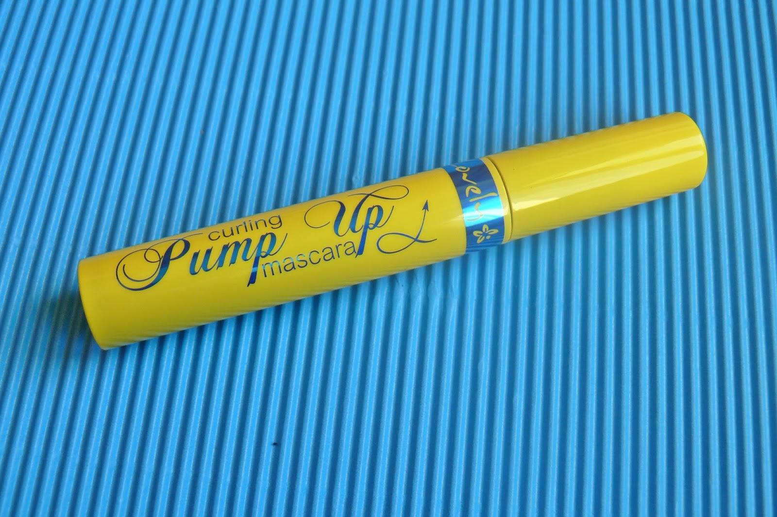 tusz lovely żółty