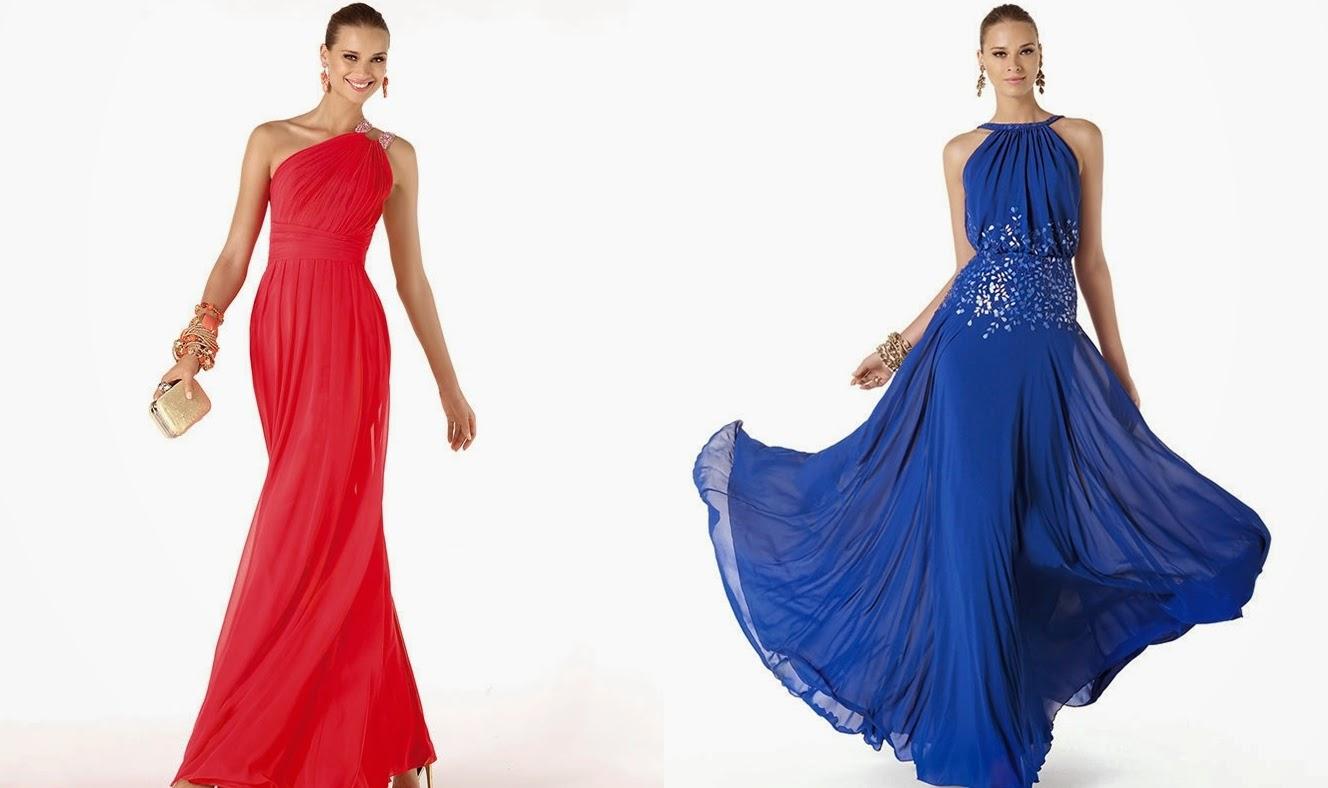 Inspirações de vestidos para madrinhas e formandas