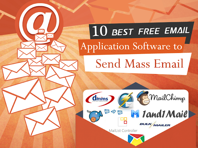 10 Best Free Mass Email Software to Blast Bulk Email | FromDev