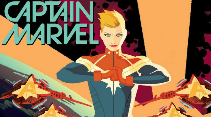 Capitã Marvel: Ser uma boa feminista não é o bastante