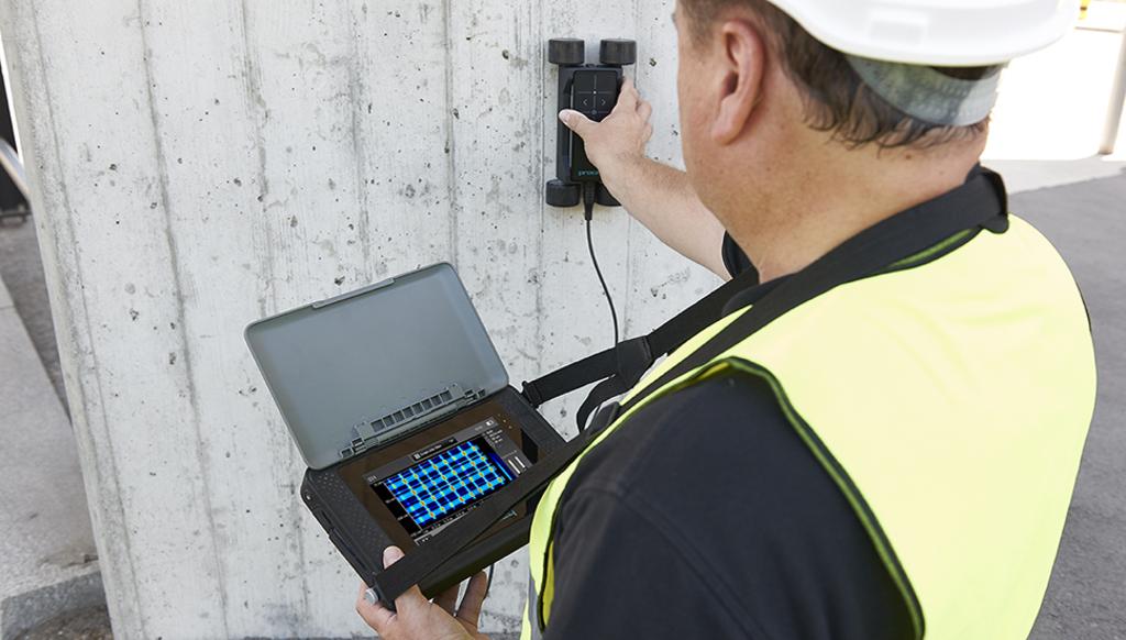 Jual Rebar Locator Profometer PM-650 AI Call 0812-8222-998