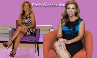 Rocio Sanchez Azura mueve cintura