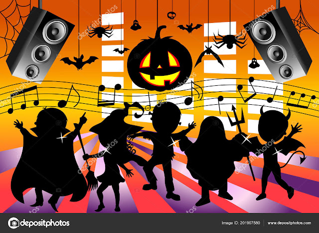 chiquitecas fiesta infantiles halloween recreacion