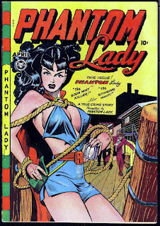 Phantom Lady - Comic Book