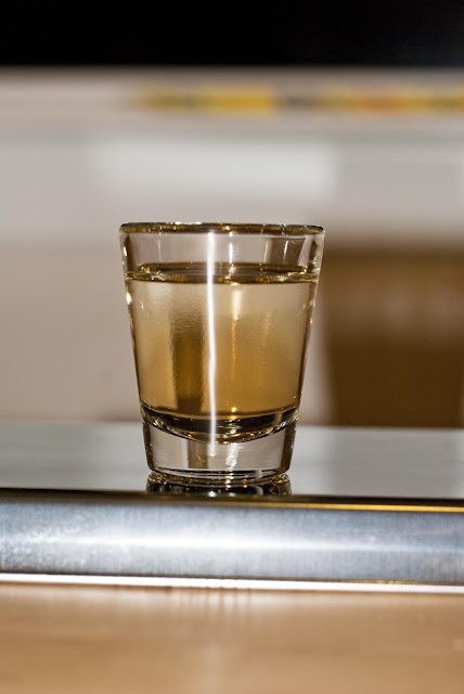 Butterball shot, amaretto, butterscotch schnapps, thanksgiving cocktail, fall cocktail, autumn cocktail