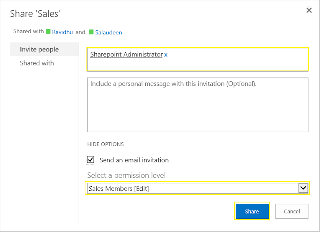 sharepoint online add user to group powershell