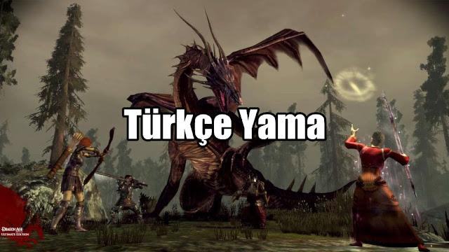 Dragon Age: Origins Türkçe Yama