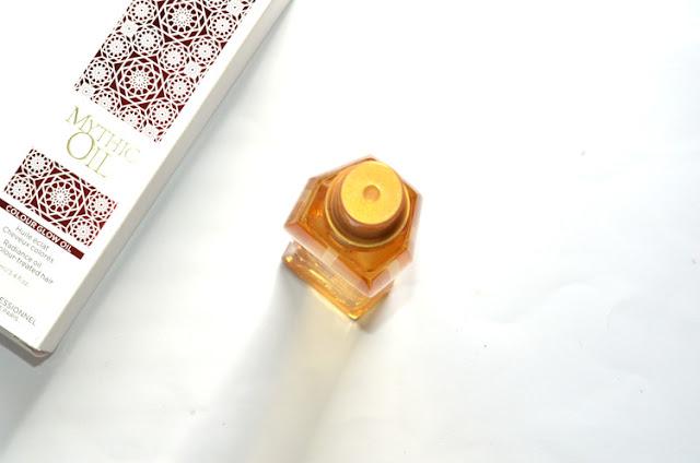 L'Oreal Professionnel Mythic Oil Color Glow Oil состав, обзор, каксделатьволосыгладкими волосыкакврекламе шелкдляволос