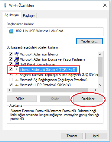 windows-10-dns-degistir
