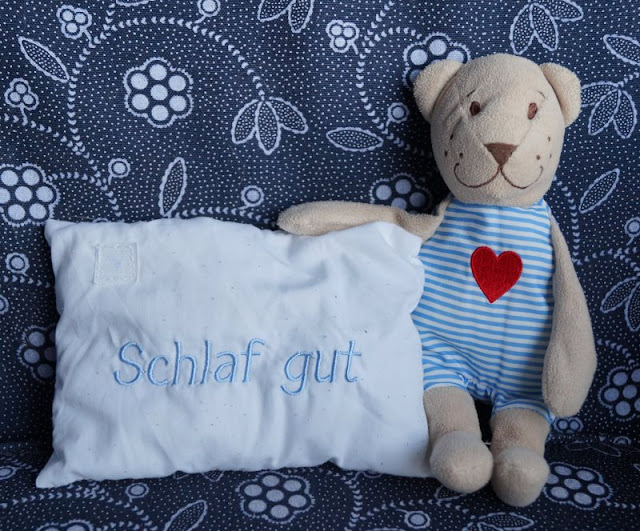 Ikea Teddy Schlaf gut