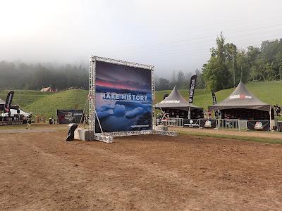 Spartan Race festival area Iceland UB Championship