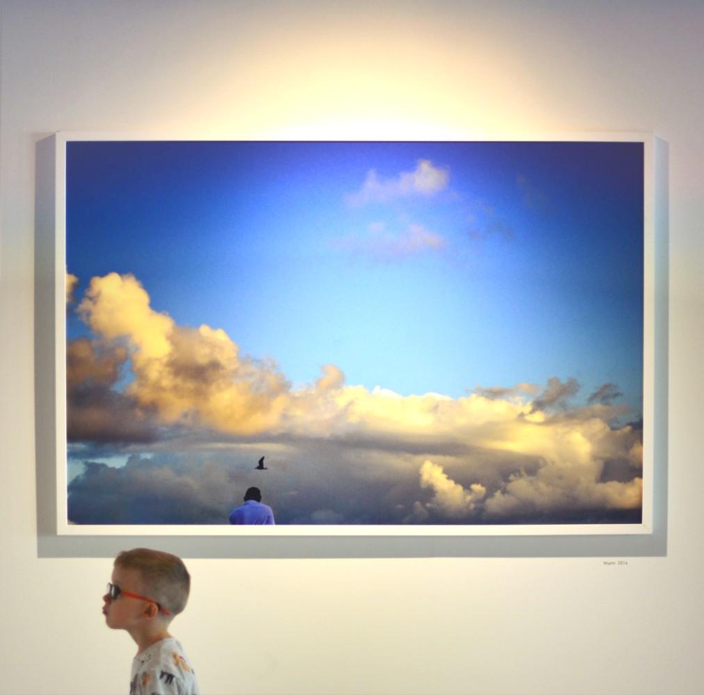 siła spojrzenia - moc wyobraźni - potęga ludzkiego ducha (czyli opowieść o tym, jak poszłam z synkiem do muzeum)