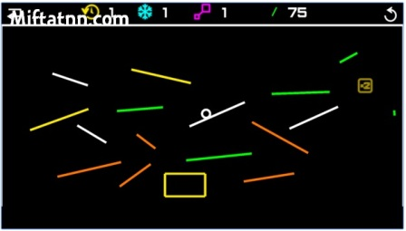 Game Puzzle Latih Otak Android Line Mania MOD APK