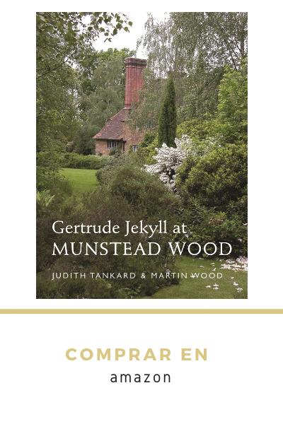 LIbro de Gertrude Jekyll en la casa y jardín de Munstead Wood, Amazon