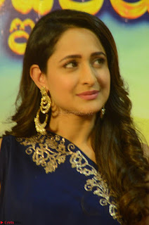 Pragya Jaiswal in beautiful Blue Gown Spicy Latest Pics February 2017 126.JPG