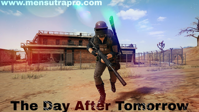 Android Survival Game, The Day After Tomorrow