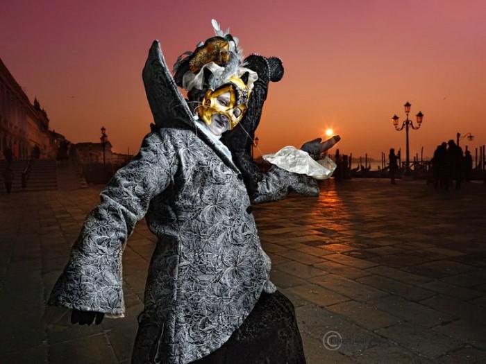 Венецианский карнавал. Suchet Suwanmongkol 19
