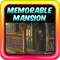 AVMGames Memorable Mansion Escape Walkthrough
