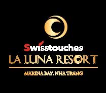 Logo La Luna Resort Nha Trang
