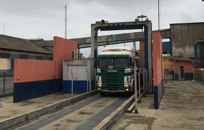 Novo scanner garante segurança em 100% das cargas que passam pelo Porto de Paranaguá