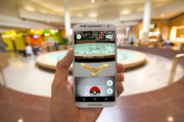 Pokémon Go safety tips