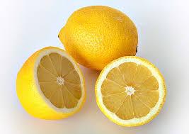 عصير الليمون أو الحامض