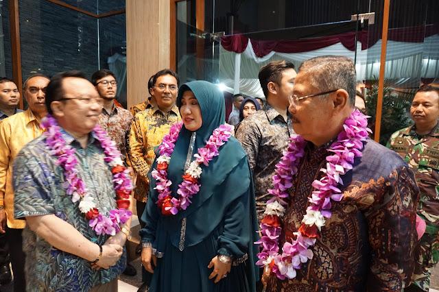 Soft Opening Hotel Dharmein Melawai