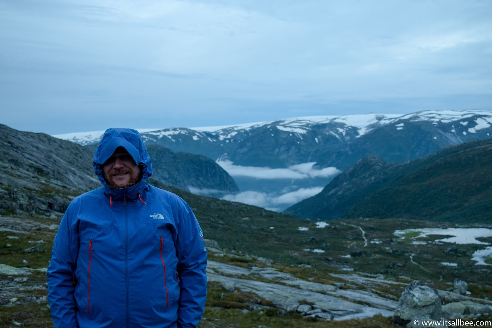Bergen to Odda - how to get to trolltunga from Bergen / Oslo