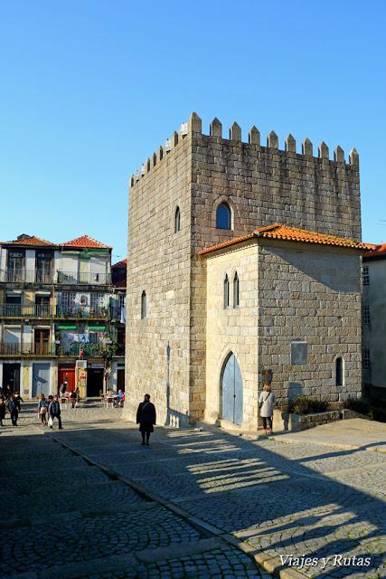 Torre Pitões, Oporto