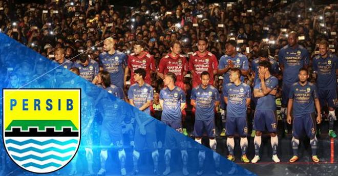 Persib Bandung Kalahkan Spurs, Everton, Inter Milan, AS Roma Hingga Borussia Dortmund