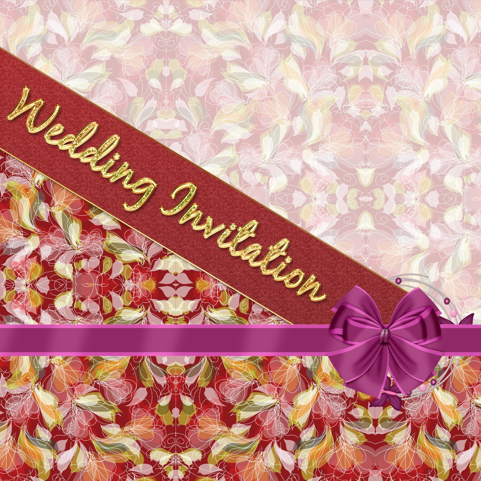 Newhindifont In Indian Wedding Invitation Card Design