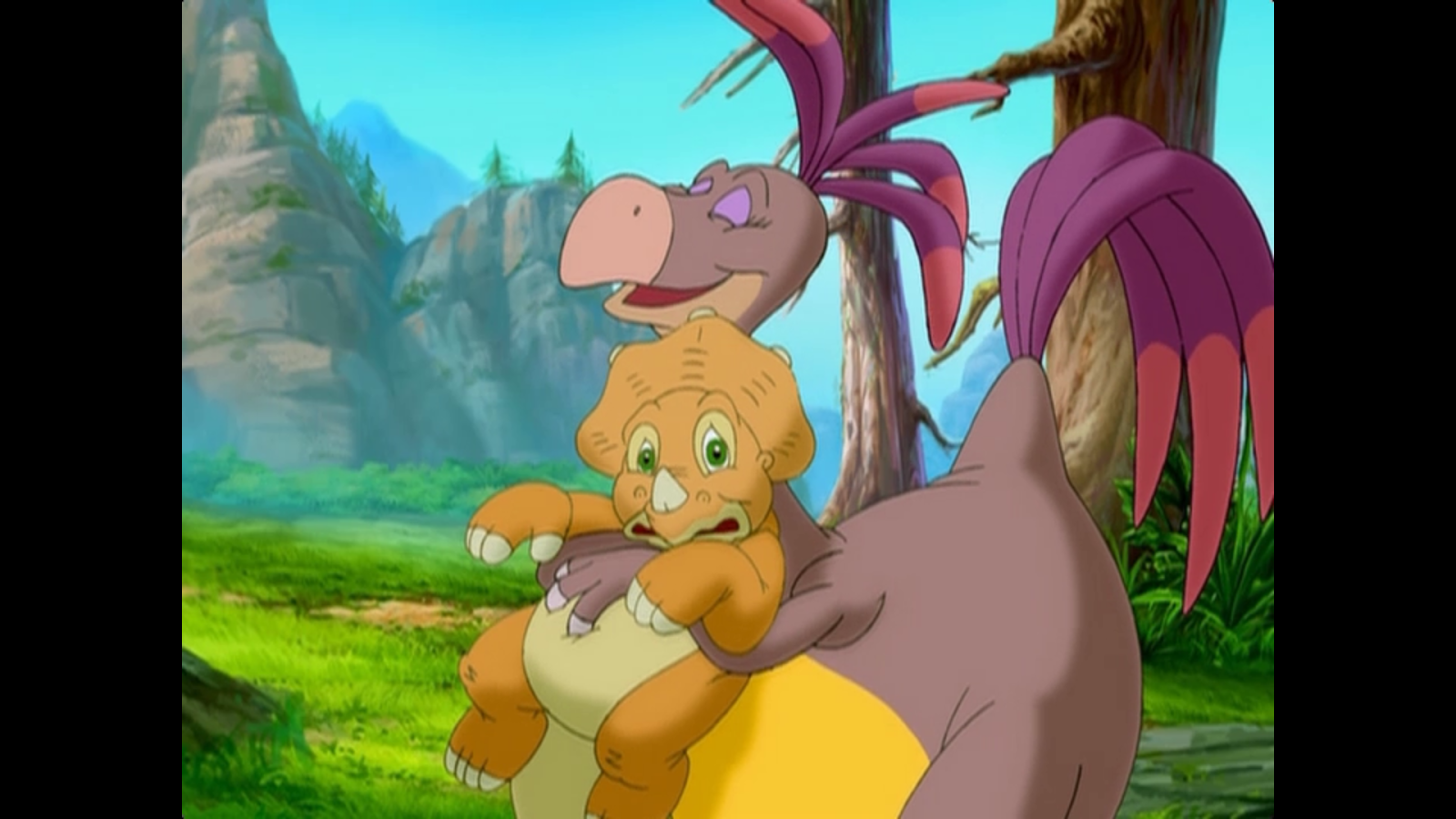 Aom Movies Et Al The Land Before Time Xiii The Wisdom Of