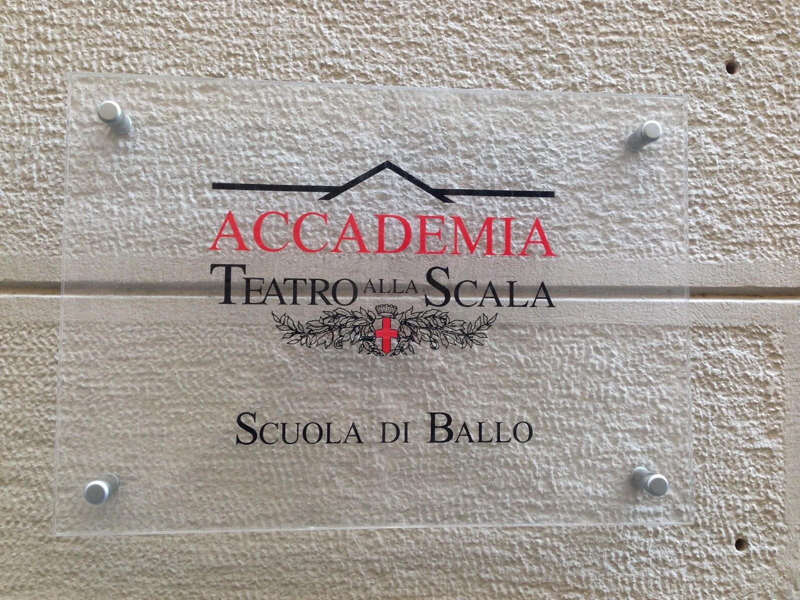 Dentro la Scuola di ballo dell'Accademia Teatro alla Scala