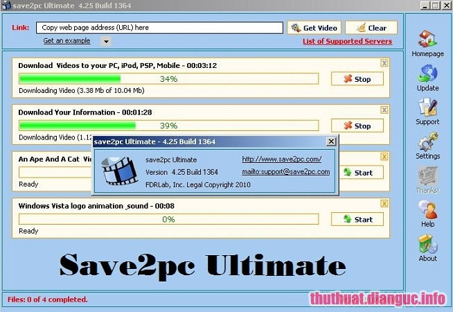 tie-smallDownload Save2pc 5.5.5 Build 1580 Full Cr@ck + Portable – Download Video Online