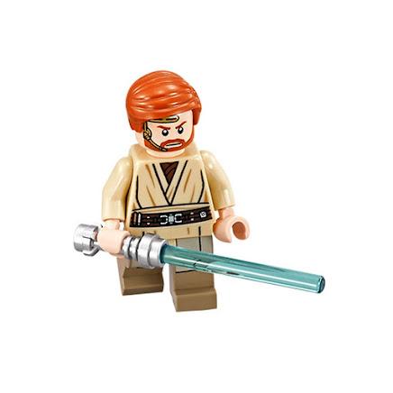 LEGO sw704 - Obi-Wan Kenobi