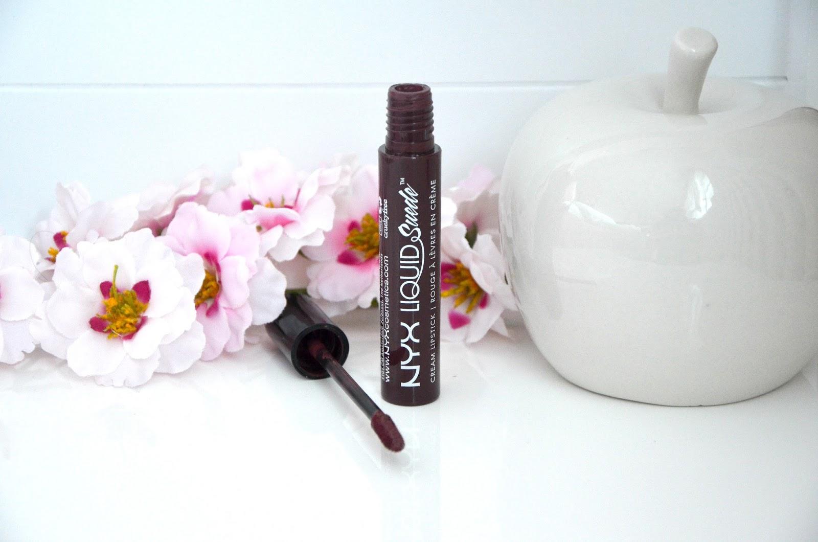 NYX liquid suede NYX