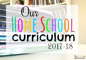 Our home school curriculum choices from a Muslim Home School