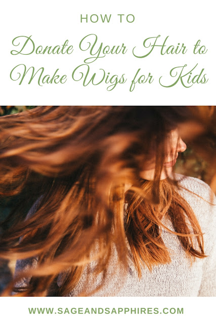 How to Donate Hair to Make Wigs for Kids