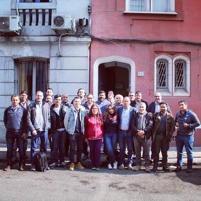 Dirigentes de CTMIN tuvieron reunión histórica en que se fijó postura sobre reforma laboral del Gobierno