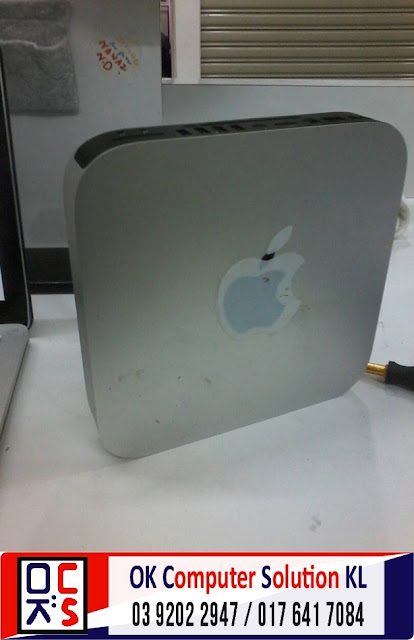 [SOLVED] MAC MINI A1347 ROSAK AUTO RESTART | REPAIR MAC CHERAS 1