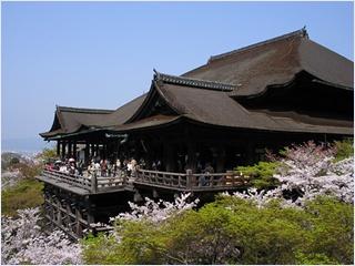 วัดคิโยมิสึเดระ (Kiyomizudera Temple)