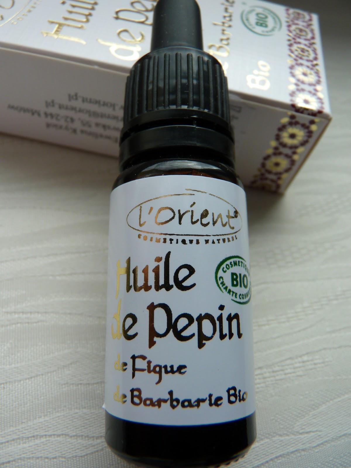 olej z nasion opuncji