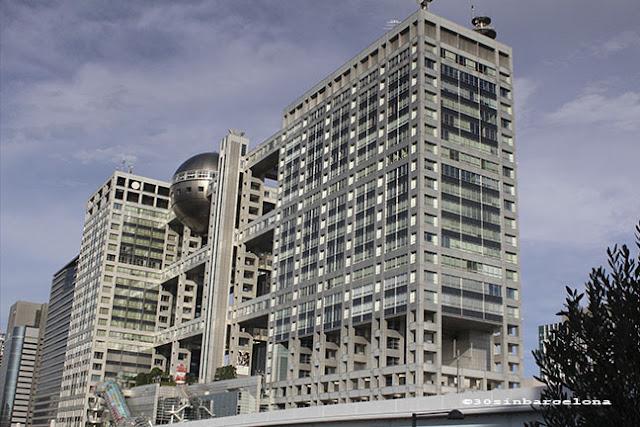 Fuji Building, Odaiba, Tokyo