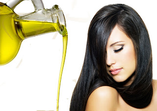 How To Make hair more beautiful with olive oil