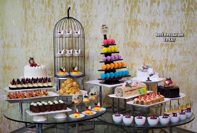 SHAH ALAM NEW YEAR 2020 HI TEA Menu - Assorted Dessert