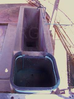Sanitary yard, 2 Division, Boggo Road Gaol