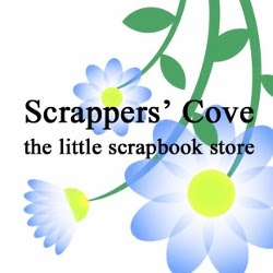 Scrappers' Cove Blog Spot