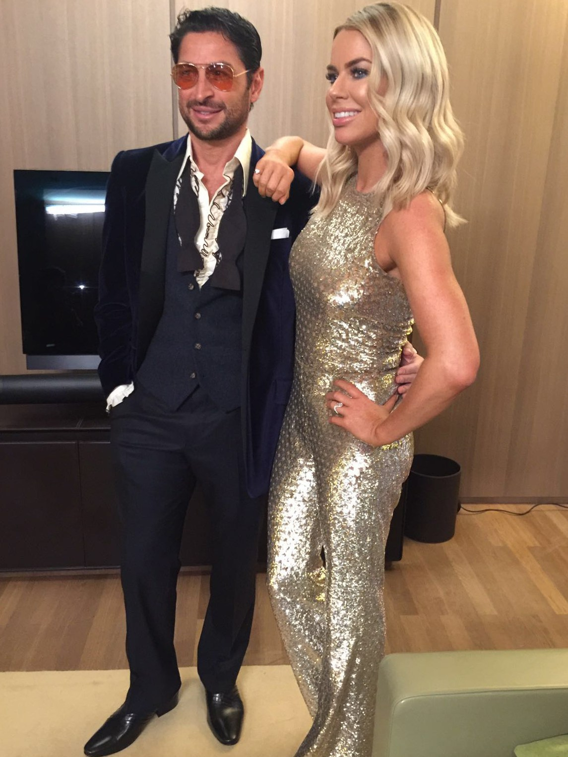 caroline stanbury husband - Who is Caroline Stanbury? Star of Ladies of London and ex girlfriend