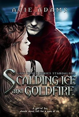 Review: Scalding Ice and Goldfire by Avie Adams